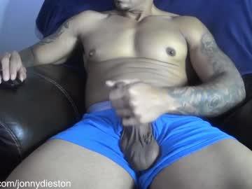 [14-10-21] jonnydieston chaturbate public webcam video