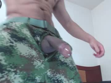 [08-11-20] soldier_hugedick record webcam show