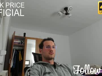 [03-05-21] markpriceofficial blowjob video from Chaturbate