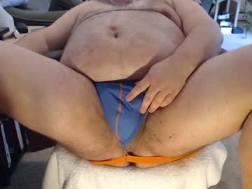 [03-05-20] blueyedbear1970 private show from Chaturbate
