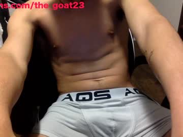 [17-01-20] the_goat23 cam show from Chaturbate