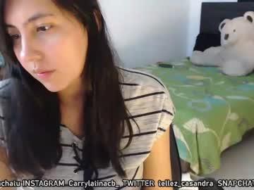 [24-07-21] carrylatina record blowjob video from Chaturbate