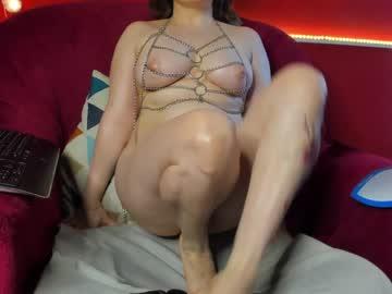 [17-08-21] little_miss_kamisama show with cum