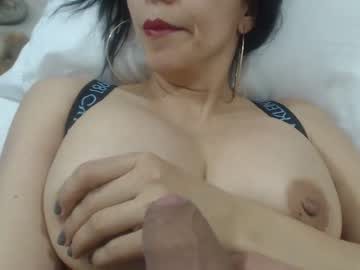 [17-10-20] anyelinaevanss show with cum