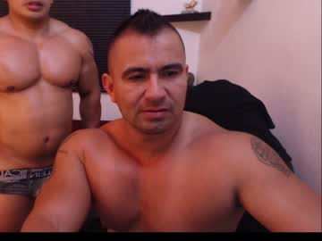 [18-04-21] thebrothershott record video with dildo from Chaturbate.com