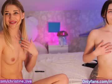 [21-03-21] christine_live public webcam video from Chaturbate