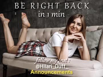 [12-07-21] hilari_duff private webcam from Chaturbate.com