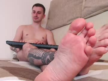 [20-04-21] foot_king_darrell private sex show from Chaturbate