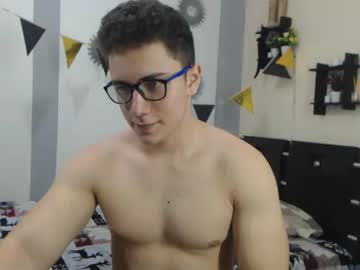 [13-07-20] andrescaballero record video with dildo from Chaturbate