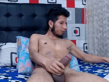 [18-01-21] alex_and_thadeo chaturbate video with dildo