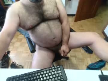 [12-07-21] mikeyhotbear record private sex video from Chaturbate