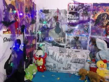 [28-10-20] labarbiee record webcam show