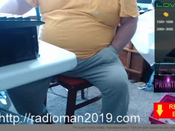 [18-01-20] radioman2019 private show video from Chaturbate