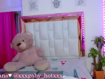 [25-07-21] xxxgaby_hotxxx record blowjob video from Chaturbate.com