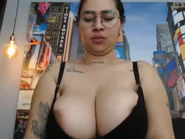 [15-10-21] camila_stronger record show with cum from Chaturbate.com