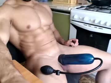 [20-09-21] sweetmuscles_boy chaturbate blowjob video