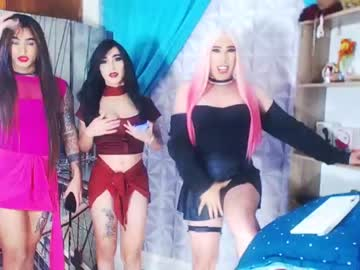 [02-03-21] sexymafiadollsofbigdicks show with cum from Chaturbate