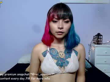 [18-01-20] rei_jey show with cum from Chaturbate.com