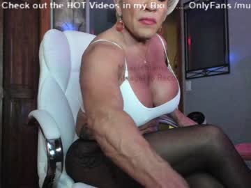 [07-04-21] musclemama4u show with cum from Chaturbate