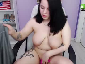 [26-04-21] molly__foxx show with cum