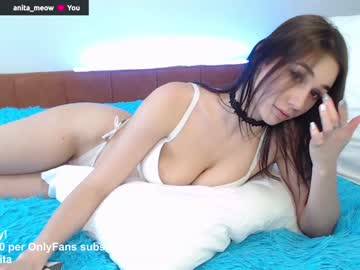 [26-02-21] anita_meow show with cum