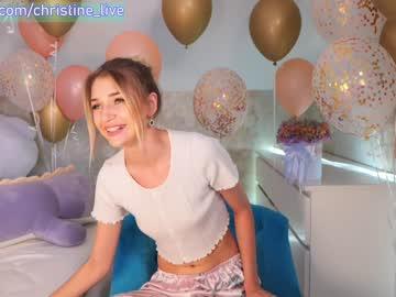 [22-05-21] christine_live premium show video